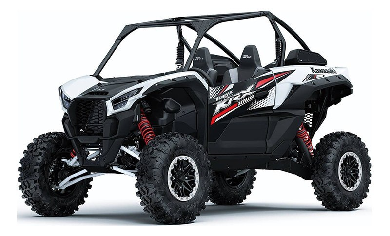2020 Kawasaki Teryx KRX 1000 with Factory Installed Accessories in Battle Creek, Michigan - Photo 3