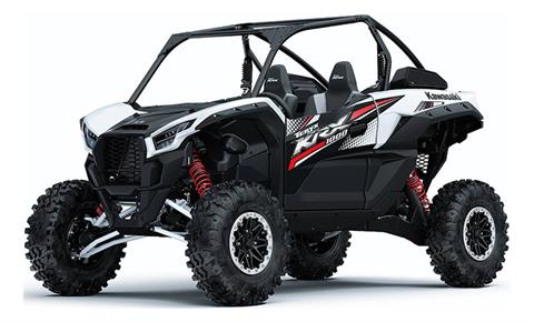 2020 Kawasaki Teryx KRX 1000 with Factory Installed Accessories in Salinas, California - Photo 3