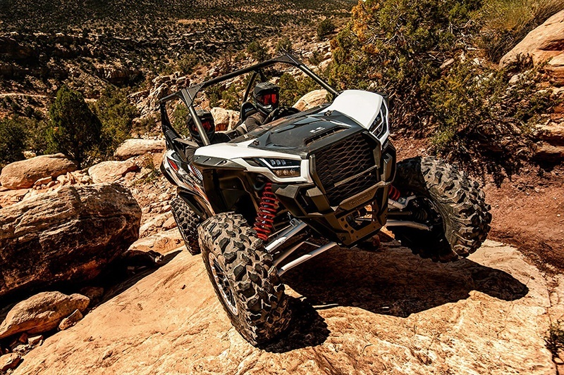 2020 Kawasaki Teryx KRX 1000 with Factory Installed Accessories in Payson, Arizona - Photo 23