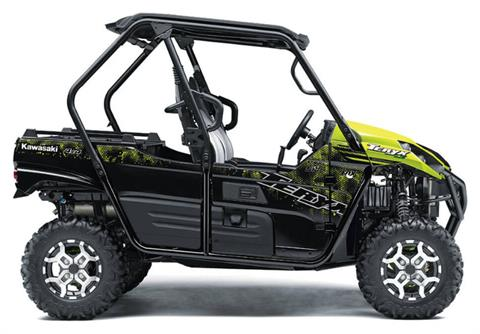 2021 Kawasaki Teryx LE in Asheville, North Carolina