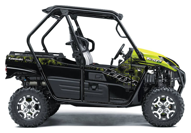 2021 Kawasaki Teryx LE in Aulander, North Carolina - Photo 3