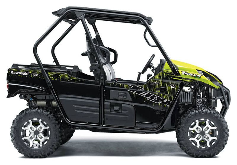 2021 Kawasaki Teryx LE in Asheville, North Carolina - Photo 1