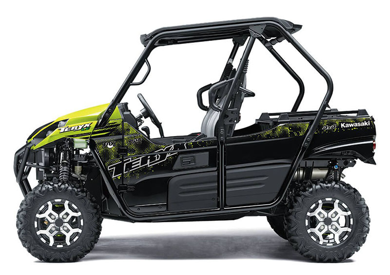2021 Kawasaki Teryx LE in Bellevue, Washington - Photo 2