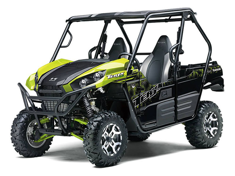 2021 Kawasaki Teryx LE in Mineral Wells, West Virginia - Photo 3
