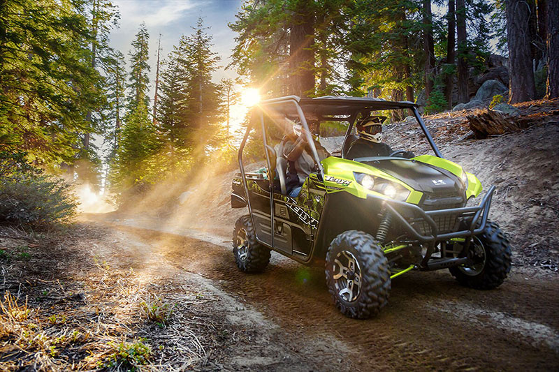 2021 Kawasaki Teryx LE in Danbury, Connecticut - Photo 5