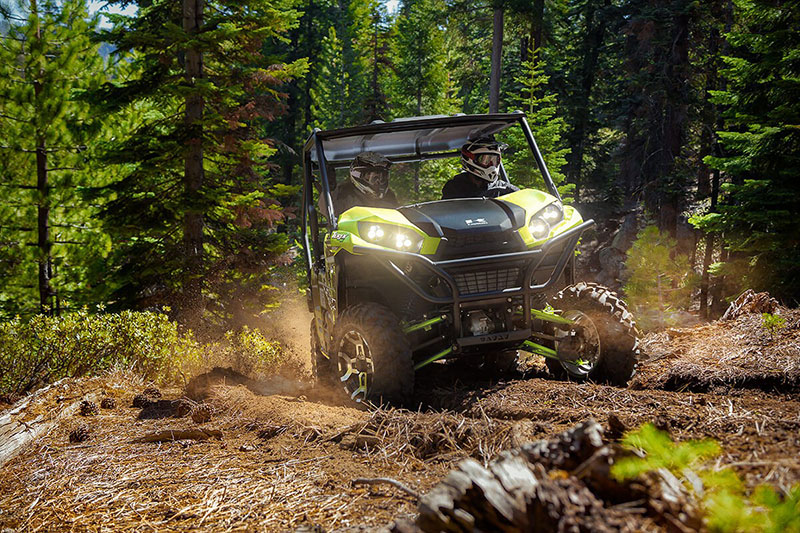 2021 Kawasaki Teryx LE in Bellevue, Washington - Photo 6