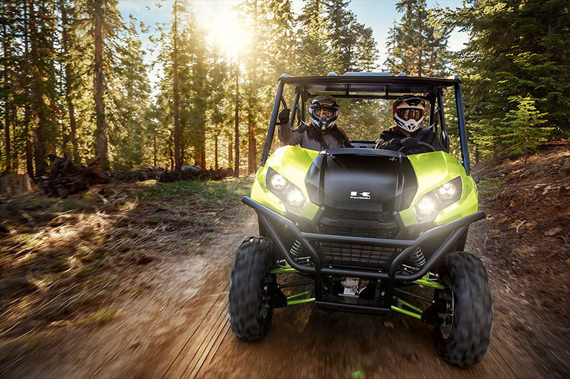 2021 Kawasaki Teryx LE in Kittanning, Pennsylvania - Photo 8