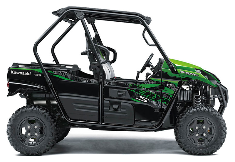 2021 Kawasaki Teryx S LE in Boonville, New York - Photo 1