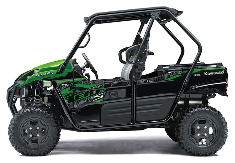 2021 Kawasaki Teryx S LE in Albemarle, North Carolina - Photo 2