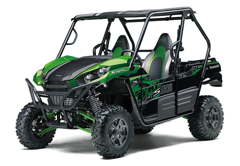 2021 Kawasaki Teryx S LE in Albemarle, North Carolina - Photo 3