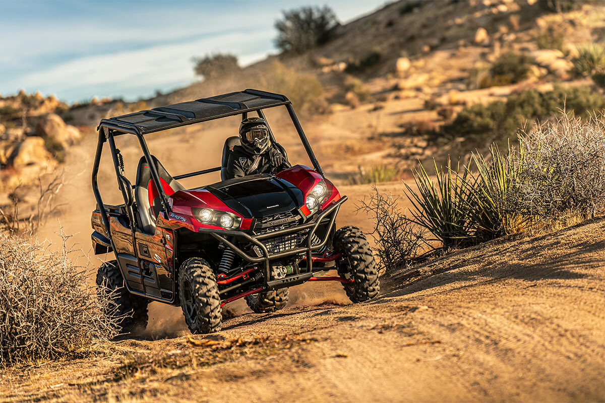 2021 Kawasaki Teryx S LE in Pahrump, Nevada - Photo 10