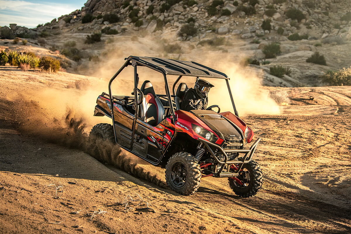 2021 Kawasaki Teryx S LE in Pahrump, Nevada - Photo 13