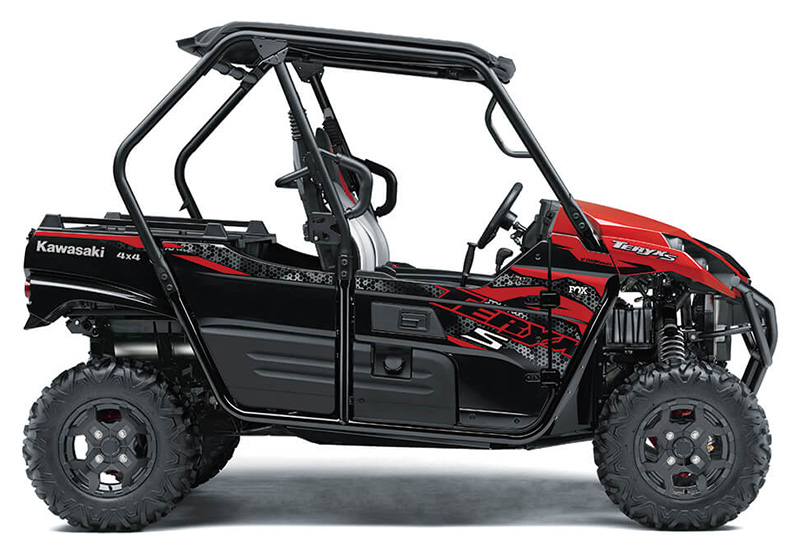 2021 Kawasaki Teryx S LE in Mount Pleasant, Michigan - Photo 1
