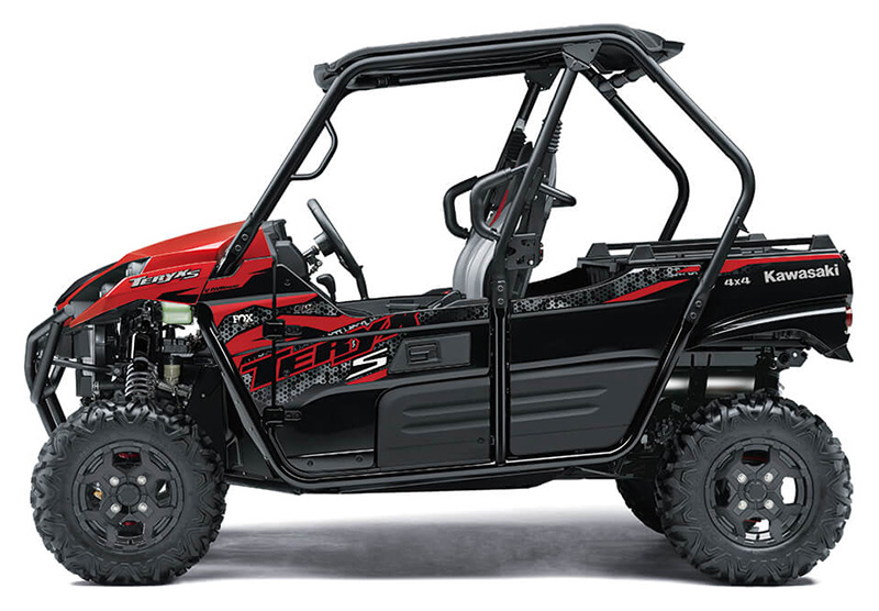 2021 Kawasaki Teryx S LE in Redding, California - Photo 2