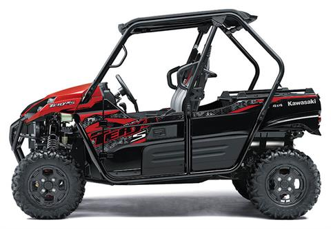 2021 Kawasaki Teryx S LE in Mount Pleasant, Michigan - Photo 2