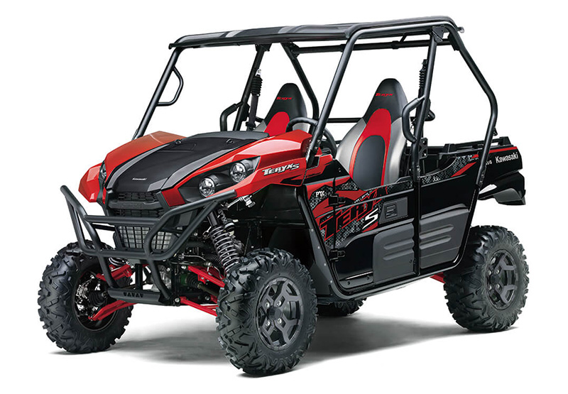 2021 Kawasaki Teryx S LE in Middletown, New York - Photo 3