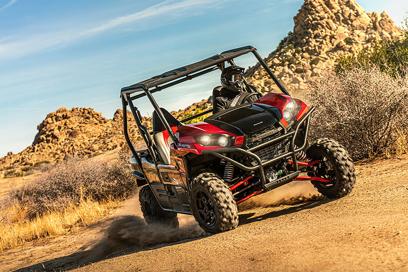 2021 Kawasaki Teryx S LE in Colorado Springs, Colorado - Photo 7