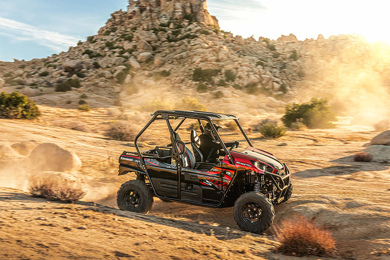 2021 Kawasaki Teryx S LE in Redding, California - Photo 11