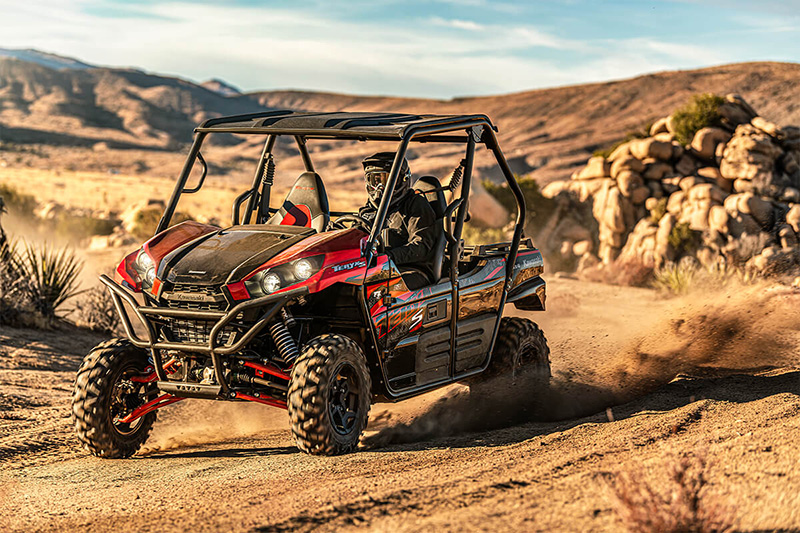 2021 Kawasaki Teryx S LE in Redding, California - Photo 12