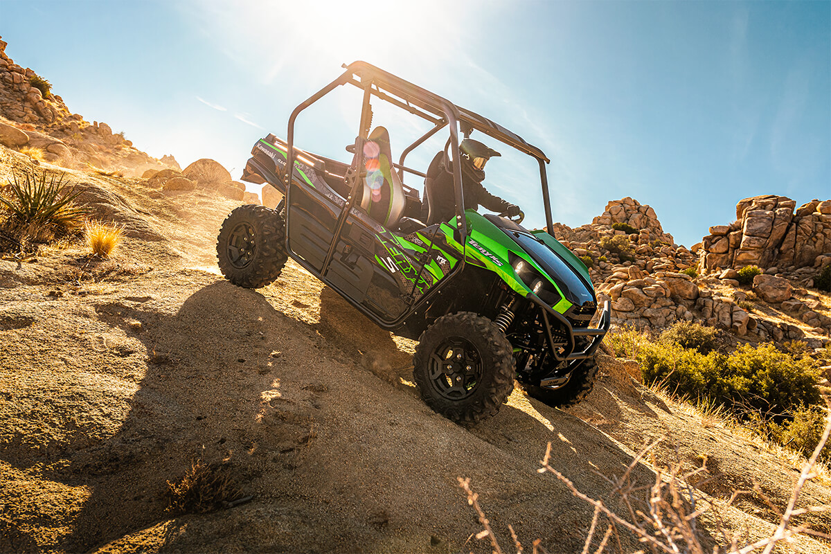 2021 Kawasaki Teryx S LE in Plymouth, Massachusetts - Photo 4