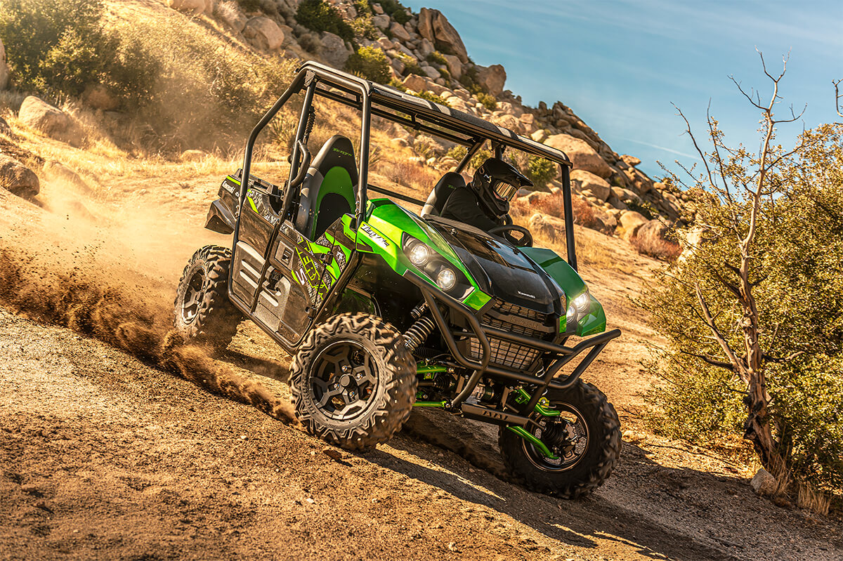 2021 Kawasaki Teryx S LE in Mount Pleasant, Michigan - Photo 5