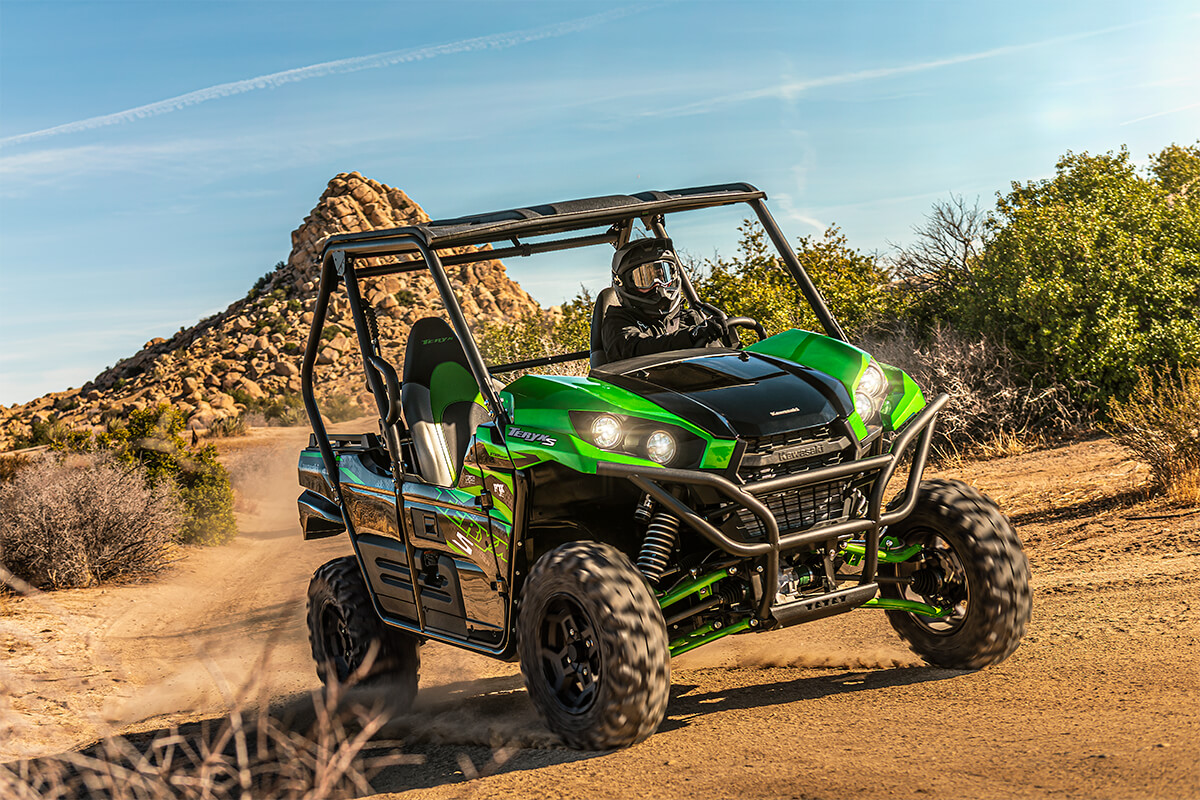 2021 Kawasaki Teryx S LE in Redding, California - Photo 6