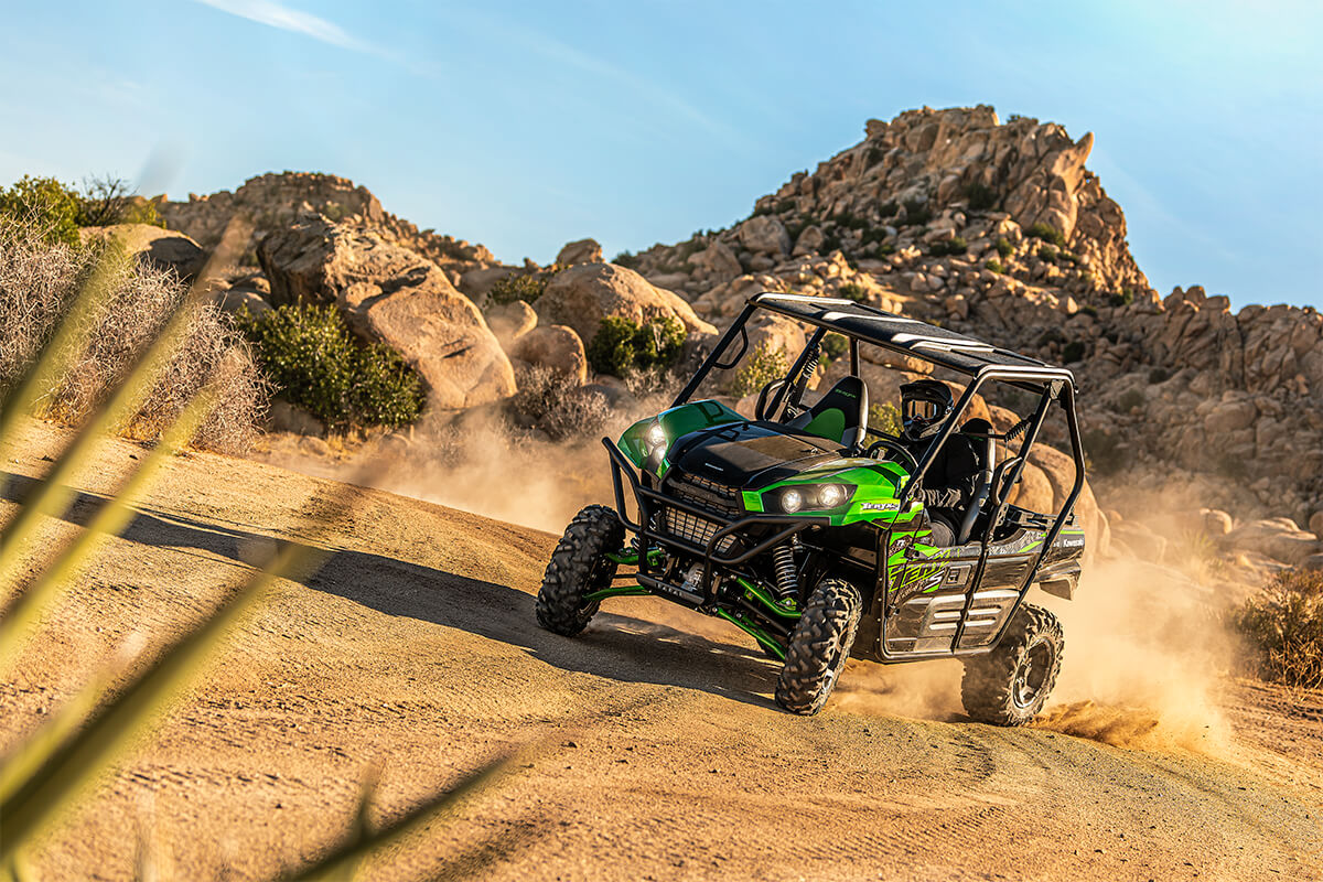 2021 Kawasaki Teryx S LE in White Plains, New York - Photo 8