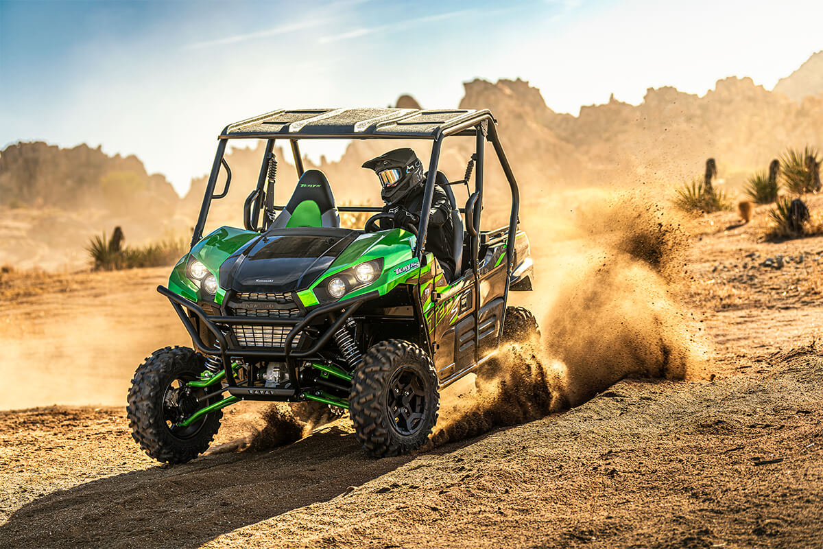 2021 Kawasaki Teryx S LE in Mount Pleasant, Michigan - Photo 9