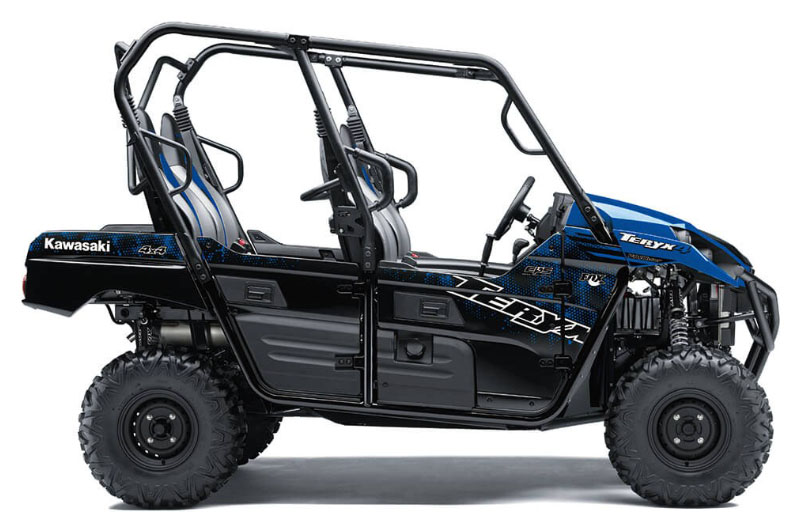 2021 Kawasaki Teryx4 in Mineral Wells, West Virginia - Photo 1