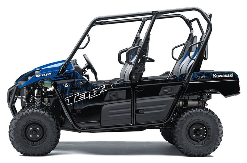 2021 Kawasaki Teryx4 in Merced, California - Photo 2
