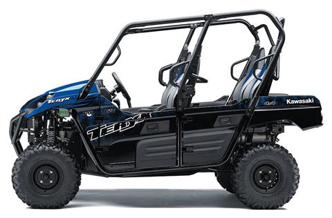 2021 Kawasaki Teryx4 in Mineral Wells, West Virginia - Photo 2
