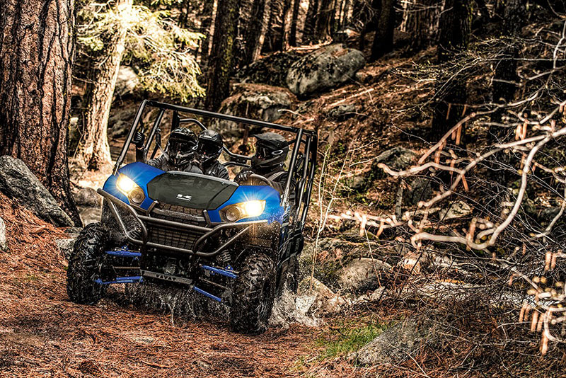 2021 Kawasaki Teryx4 in South Paris, Maine - Photo 4