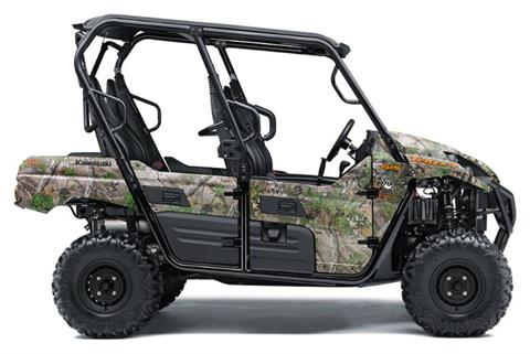 2021 Kawasaki Teryx4 Camo in Howell, Michigan