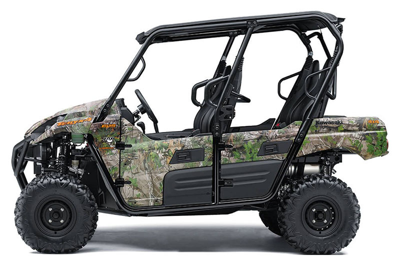 2021 Kawasaki Teryx4 Camo in Merced, California - Photo 2