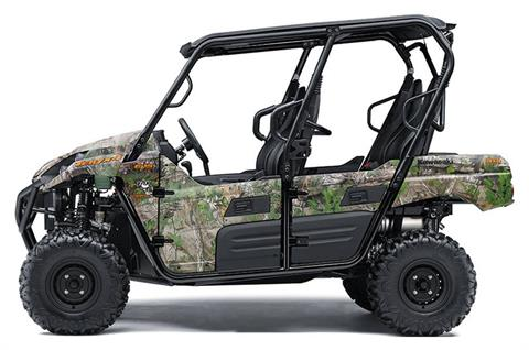 2021 Kawasaki Teryx4 Camo in Cambridge, Ohio - Photo 2