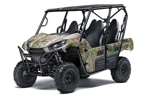 2021 Kawasaki Teryx4 Camo in Danville, West Virginia - Photo 3