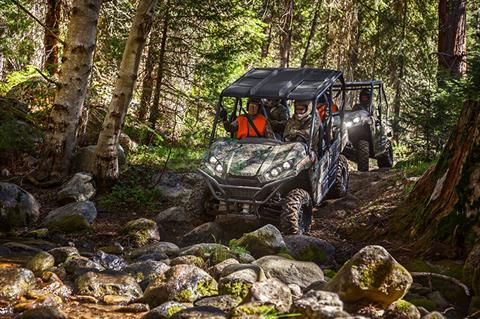 2021 Kawasaki Teryx4 Camo in Merced, California - Photo 4