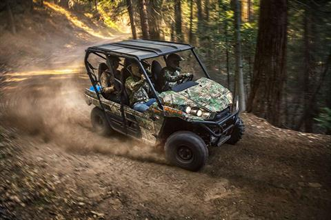 2021 Kawasaki Teryx4 Camo in South Paris, Maine - Photo 8