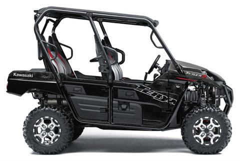 2021 Kawasaki Teryx4 LE in Asheville, North Carolina