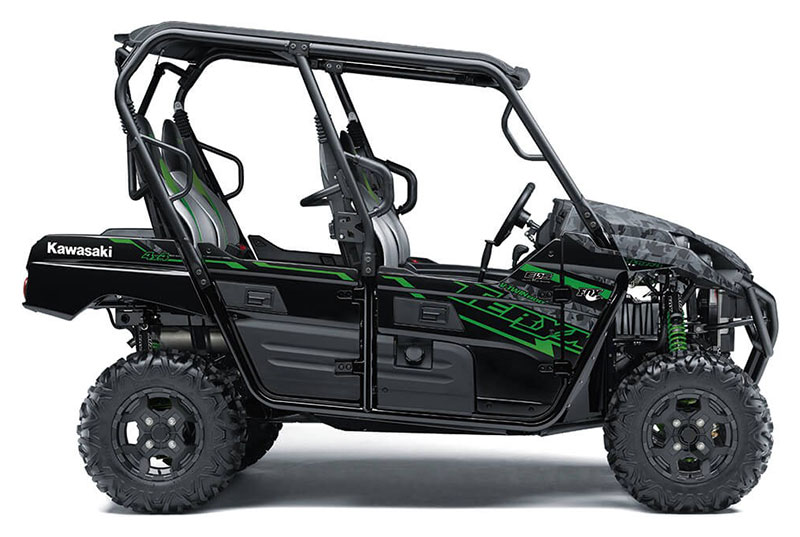 2021 Kawasaki Teryx4 LE in Cambridge, Ohio - Photo 1