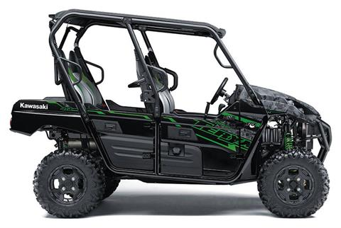 2021 Kawasaki Teryx4 LE in San Jose, California - Photo 1