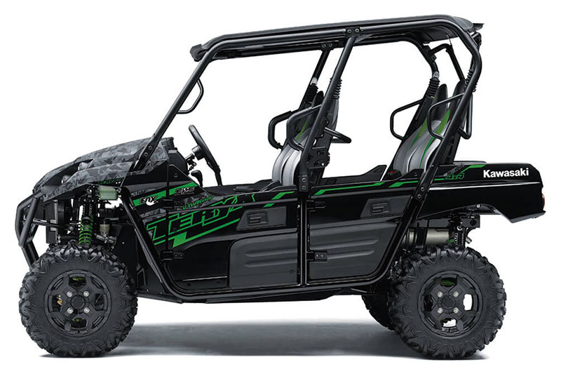 2021 Kawasaki Teryx4 LE in San Jose, California - Photo 2