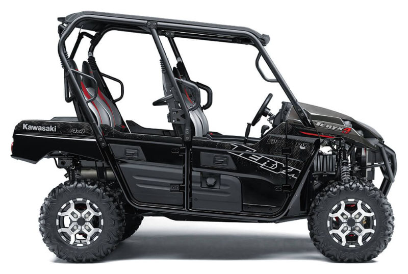 2021 Kawasaki Teryx4 LE in College Station, Texas - Photo 1