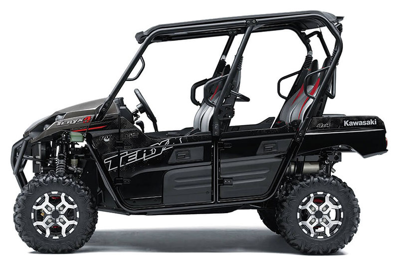 2021 Kawasaki Teryx4 LE in Hollister, California - Photo 2
