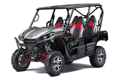 2021 Kawasaki Teryx4 LE in Mount Pleasant, Michigan - Photo 3
