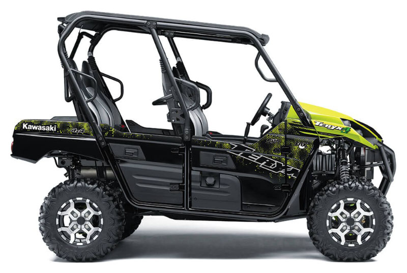 2021 Kawasaki Teryx4 LE in Danville, West Virginia - Photo 1