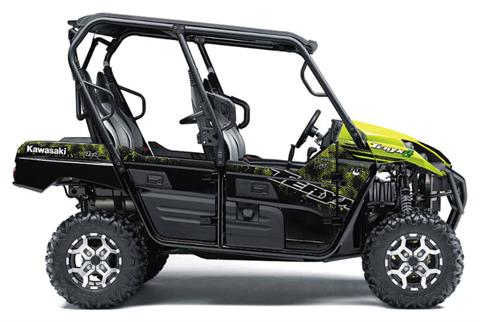 2021 Kawasaki Teryx4 LE in Fairview, Utah - Photo 1