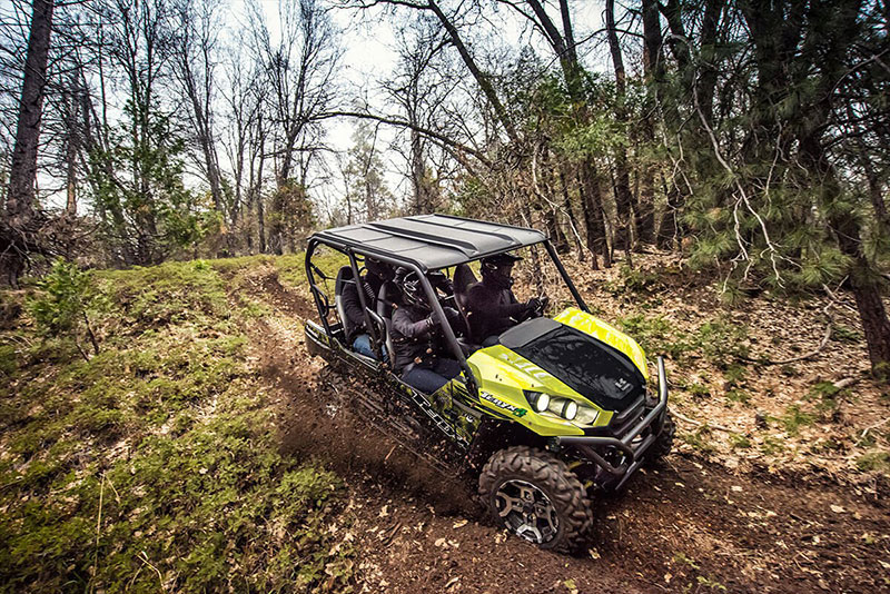 2021 Kawasaki Teryx4 LE in Mineral Wells, West Virginia - Photo 6