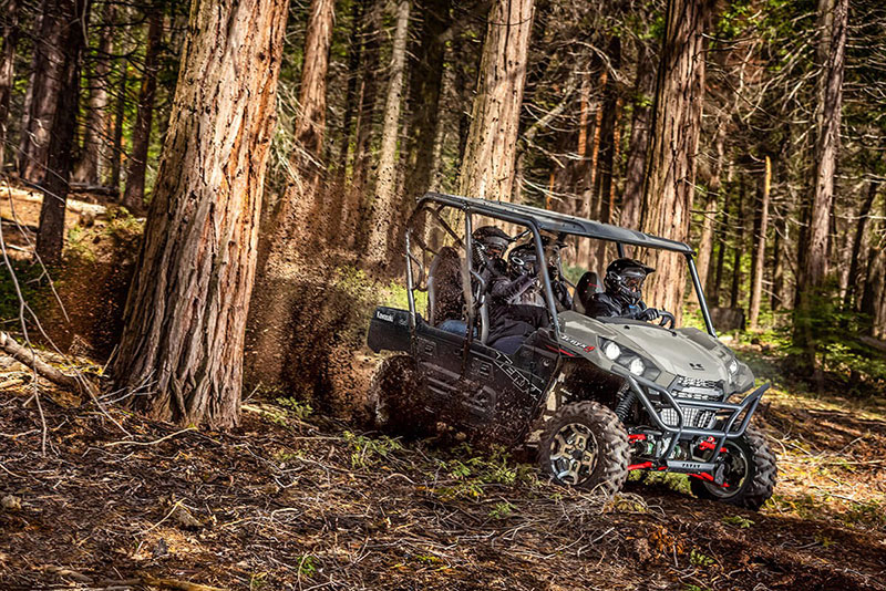 2021 Kawasaki Teryx4 LE in Mineral Wells, West Virginia - Photo 7