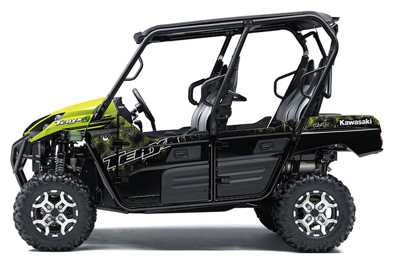 2021 Kawasaki Teryx4 LE in O Fallon, Illinois - Photo 2